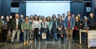 Gençlere Avrupa fırsatları anlatılıyor