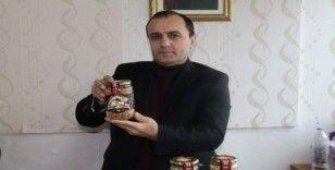 Anzer'in Poleni balından değerli