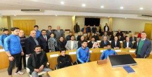Sivil toplum kuruluşlarından ADÜ  Rektörü Aldemir'e tam destek