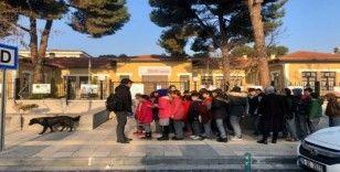 Turgutlu'nun tarihini gezerek öğreniyorlar