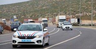 BM'nin konvoyu Suriye'ye geçiş yaptı