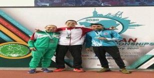 Balkan Şampiyonası'ndan 2 gümüş madalya