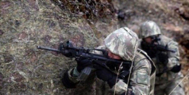 Şemdinli'de terör operasyonunda 2 gözaltı