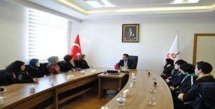 """Safranbolu'da """"Genç Vizyon"""" toplantıları"""