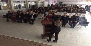 Iğdır'da 'Madde Bağımlılığı' konulu seminer düzenlendi