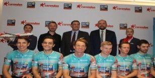 Corendon Airlines, Alman bisiklet takımı ile 1 yıllık sponsorluk anlaşması imzaladı
