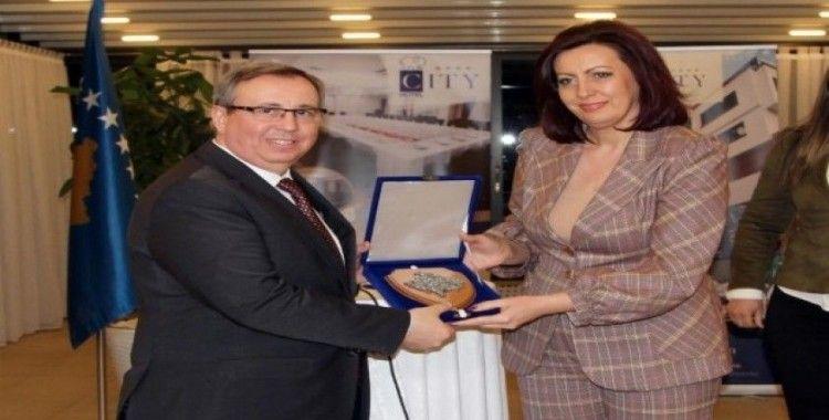 Kosova Cumhuriyeti'nden Trakya Üniversitesi'ne büyük onur