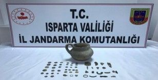 Osmanlı, Roma ve Bizans dönemi eserleri satmak isterken yakalandılar