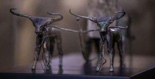 Geri kazandırılan kültür varlıkları Anadolu Medeniyetleri Müzesi'nde