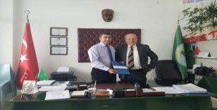 Fizyomer ile İnönü Ziraat Odası Başkanlığı arasında protokol imzalandı