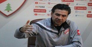 Osman Özköylü, hakem kararlarına isyan etti