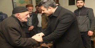 Başkan Arıkan'dan  esnaf ziyaretleri