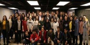 Mardin'de 'kültürel diplomasi' söyleşisi