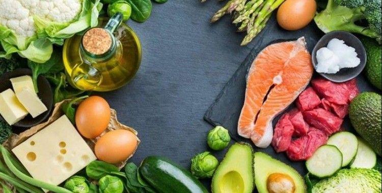 Ketojenik diyetle daha geç acıkılıyor