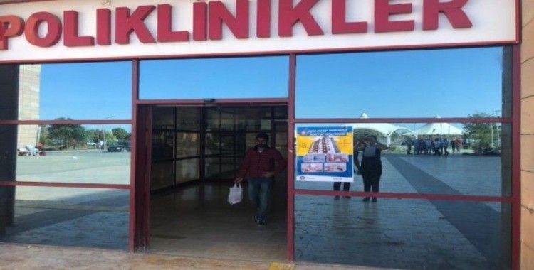 Büyükşehir Belediyesi hasta yakınlarını misafir ediyor