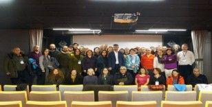 Kapadokya Üniversitesinde, 'Hristiyanlığın inşasında Kapadokyalı babaların rolü' semineri