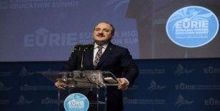 Bakan Varank: 'Türkiye'yi yükseköğretimde global bir marka haline getirmek istiyoruz'