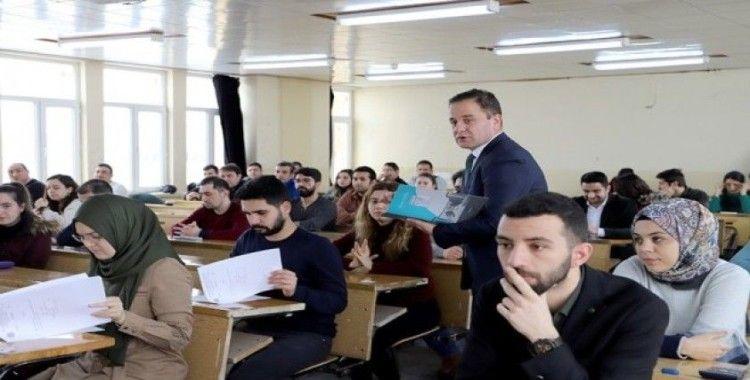 Sivas Bilim ve Teknoloji Üniversitesi'nde Eğitim-Öğretim Başlıyor