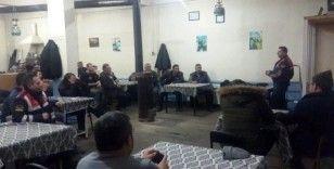 Jandarma timlerinden trafik semineri