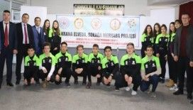 Liseli öğrencilerin projesine 18 bin TL'lik hibe desteği