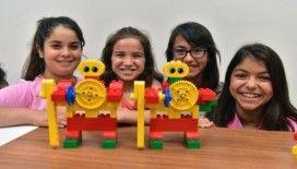 Kepezde 3 bin öğrenciye robotik kodlama eğitimi