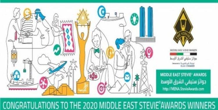 MENA Stevie Ödülleri'nde Türk şirketler ödüle doymadı