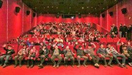 İlk kez film izlediler