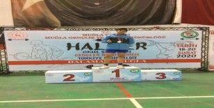 Talha Kabadayı, Türkiye Şampiyonu