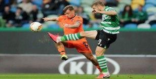 Sporting Lizbon: 3 - Medipol Başakşehir: 1