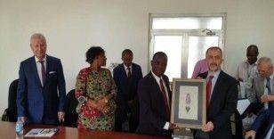 SAÜ Rektörü Savaşan Tanzanya'da çeşitli temaslarda bulundu