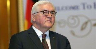 Almanya Cumhurbaşkanı Steinmeier: 'Nefrete karşı en güçlü çare, birlik ve beraber olmaktır'