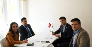 Milas'da projeler için imzalar atıldı