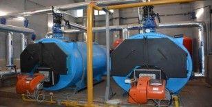 Hastanenin enerji israfına yol açan 30 yıllık ısıtma sistemi yenilendi