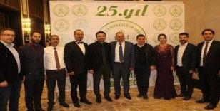 Konyalılar Derneği'nden 25. yıl galası
