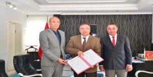 Aydın'da '1 İlçe 15 Proje' işbirliği protokolü hayata geçti