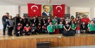 Bilek Güreşi Grup Müsabakalar Isparta'da