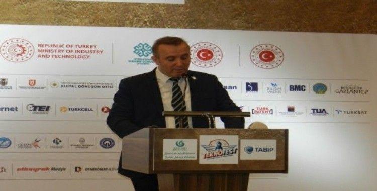 """""""Teknofest 2020"""" Festivali, Kosova'da tanıtıldı"""