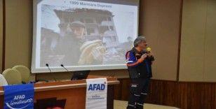 Erenler Belediyesi AFAD'tan ilk yardım eğitimi aldı