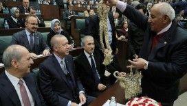 Mehmet Yıldırım Sigara Kağıdı Fabrikası için Cumhurbaşkanı Erdoğan ile görüştü