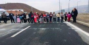 Iğdır'da okullar arası Atletizm Yarışması düzenlendi