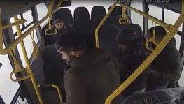 Yankesicileri yolcu konumundaki polisler yakaladı