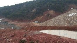 Uşak'ta baraj çatladı, 2 köyde evler boşaltılacak