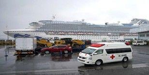 Japonya'daki karantina gemisinden 2 kişi hayatını kaybetti