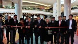 Tepebaşı Halk Eğitimi Merkezinin kursiyerlerinin sergisi açıldı