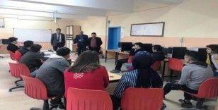 Hisarcık ÇPL'de 'Ustalar kursiyerlerle buluşuyor' etkinliği