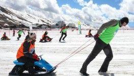 'Artık Çekilmez Oldun' maratonu 6. kez Erciyes'te