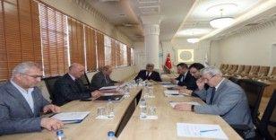 Van Büyükşehir Belediyesi şubat ayı meclis toplantısı yapıldı
