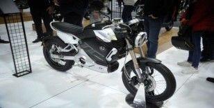 Elektrikli iki tekerlekli ile 110 km