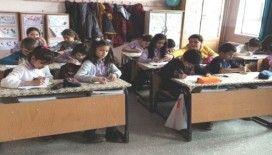 Hisarcık'ta ilkokul öğrencilerine yetenek taraması
