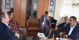 Başkan Sunar'dan DAGC'ye ziyaret